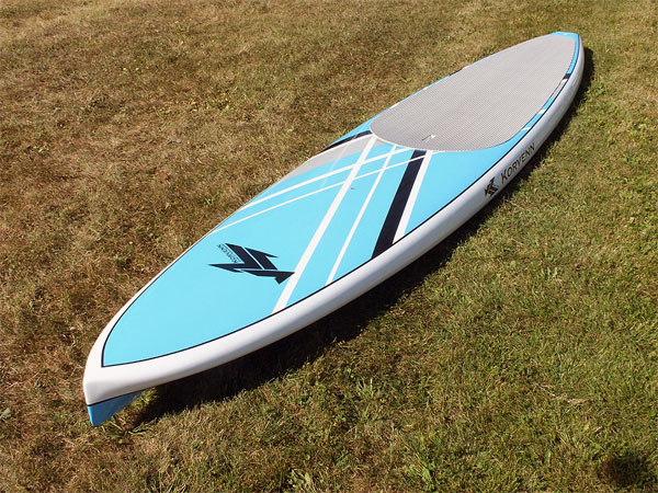 "Korvenn SUP / 12'6"" RACE COMP  / 12'6"" X 27"""