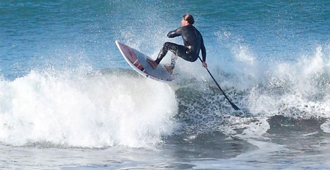La nouvelle gamme stand up paddle Korvenn 2013