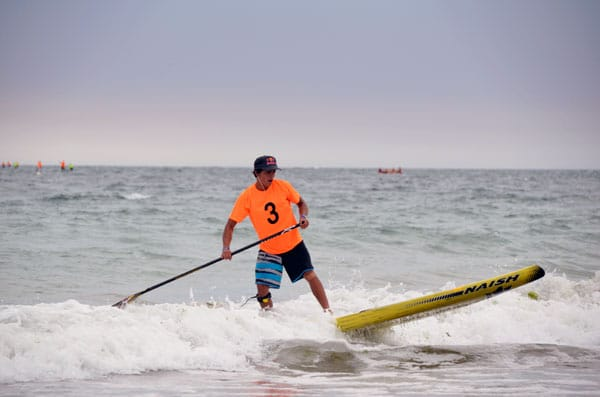 Oléron Island Stand Up Paddle Challenge duel hawaiien chez les hommesOléron Island Stand Up Paddle Challenge duel hawaiien chez les hommes