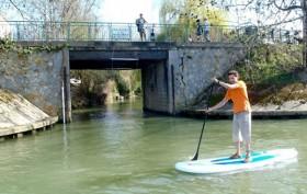 Stand Up Paddle Paris à Joinville-le-Pont