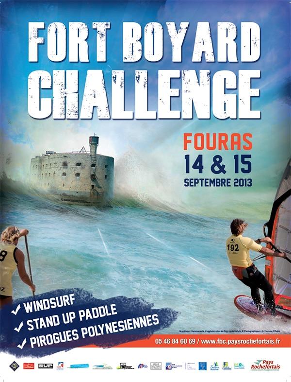 8ème édition pour le Fort Boyard Challenge 2013