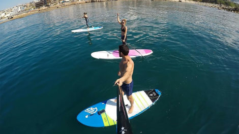 fixation-gopro-pagaie-rame-syand-up-paddle
