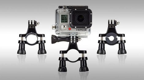 La fixation GoPro pour votre pagaie