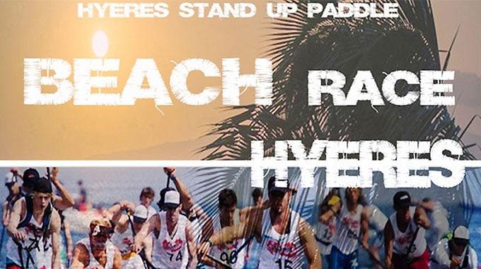 Hyéres Beach Race Paddle 2013