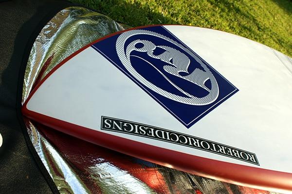 iWave 8'6 pro-model Roberto Ricci Design (RRD)