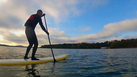 Comment ramer droit facilement en stand up paddle