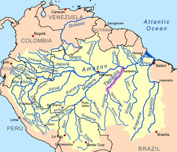 Amazonian Stand Up Paddle Expedition avec Sarah Hébert