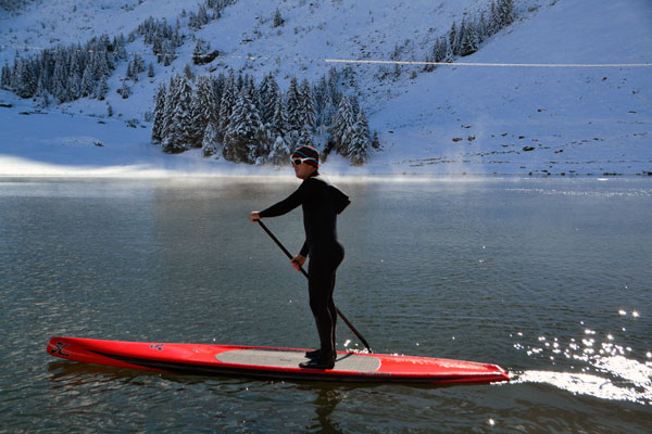 Alpine Lakes Tour La Clusaz : La neige et le soleil pour une étape de rêve !Alpine Lakes Tour La Clusaz : La neige et le soleil pour une étape de rêve !