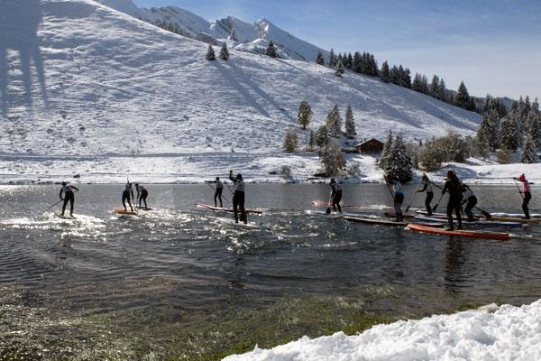 alpine-lakes-toAlpine Lakes Tour La Clusaz : La neige et le soleil pour une étape de rêve !ur-la-clusaz-neige-9