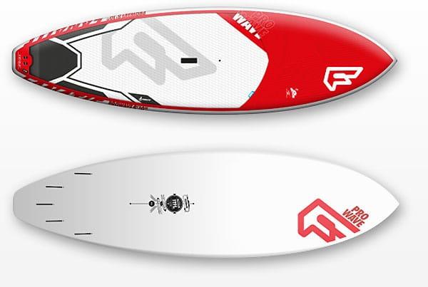 Les nouveaux stand up paddle Fanatic 2014 F14 ProWave HRS