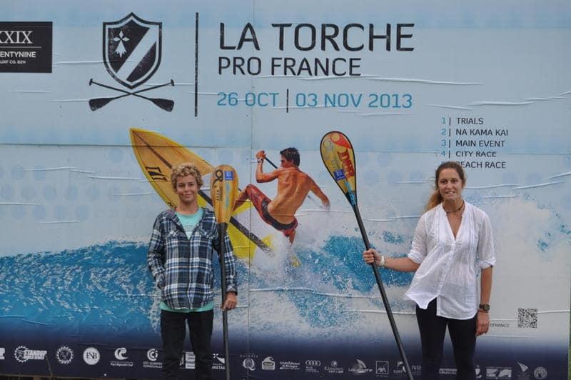 Léo Etienne la Torche Pro France 2013