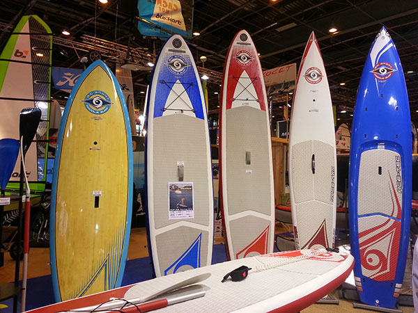 Nouvelle Cross Platinium Bic Ace-Tec, Salon Nautique Paris 2013