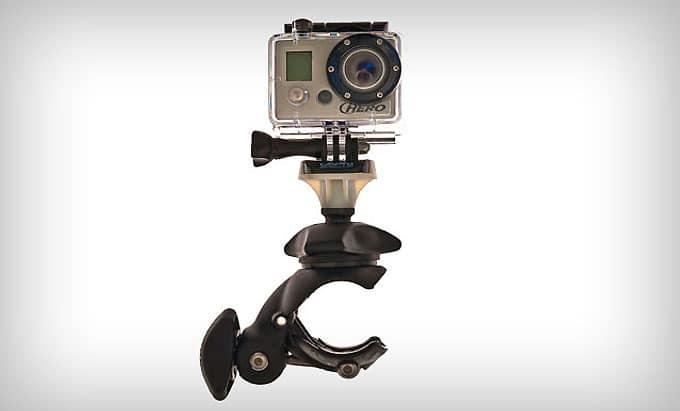 Flymount System GoPro à fixer sur la rame
