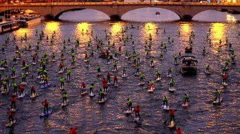 Le Nautic Sup Paris Crossing 2013 c'est fini !