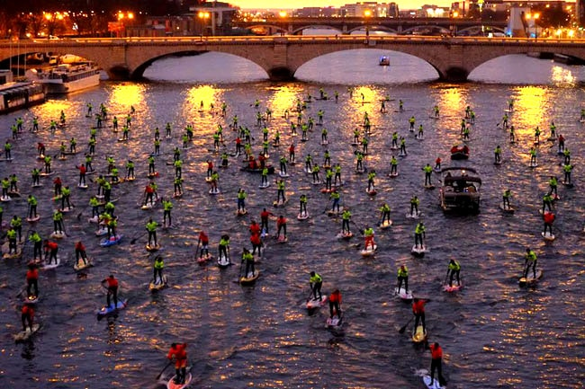 Le Nautic Sup Paris Crossing 2013 c'est fini !
