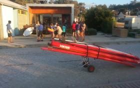 Un superbe stand up paddle trip Albufeira au Portugal
