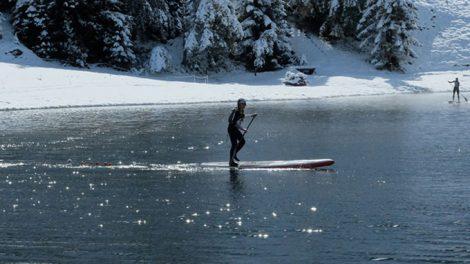 Glagla Race sur le lac d'Annecy !
