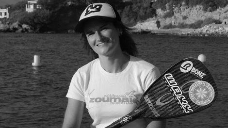 Interview exclusive de la championne Lydie Soulé
