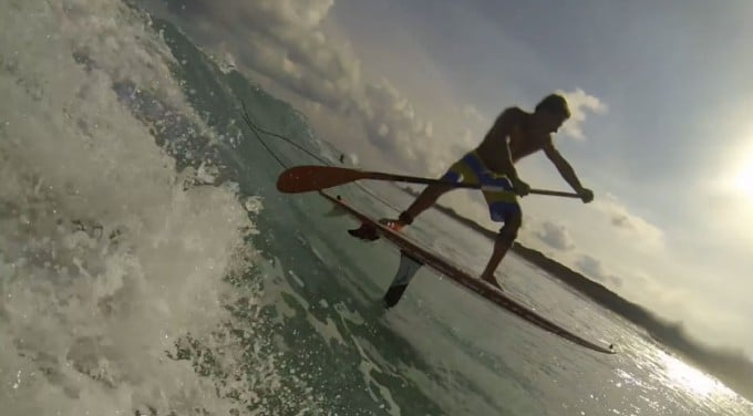 Le stand up paddle foil, la discipline de demain ?