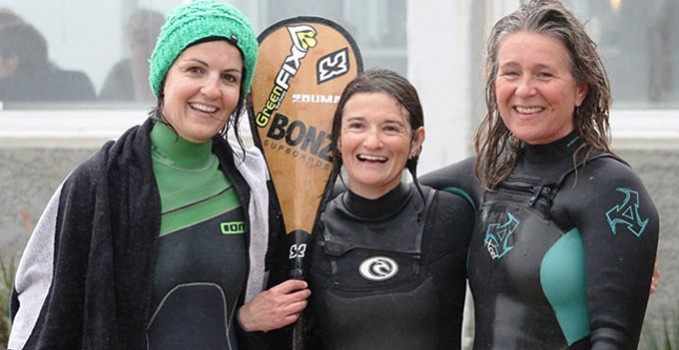 Le Championnat Paca Stand up paddle Surf 2014