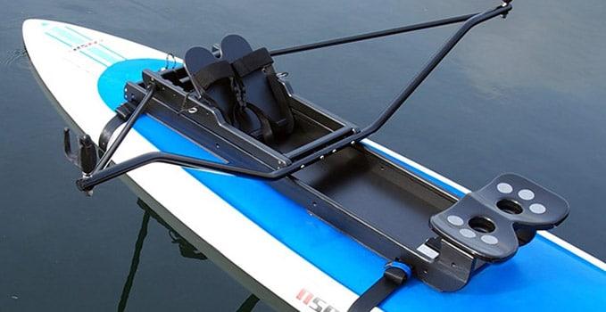 Oar Board ou le paddle rameur !