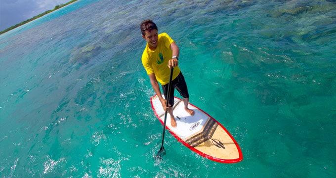 Nouveaux stand up paddle F-One 2014 en vidéo