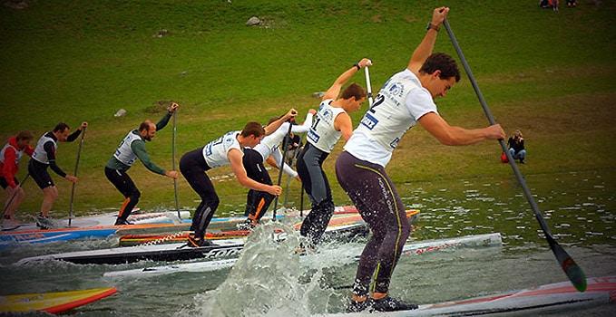 Jean-Pascal Rambaud Alpine Lakes Tour à La Clusaz