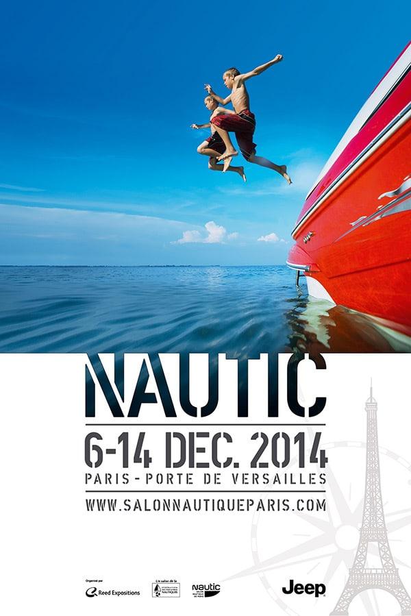 Le Nautic 2014 hisse les couleurs !