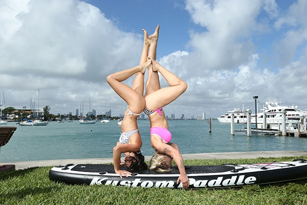 Planche stand up paddle Kustom Paddle Miami Series