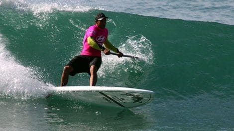 Les casquettes stand up paddle