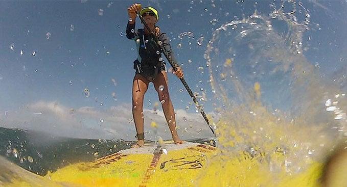 Le stand up paddle s'affranchit des 300 mètres