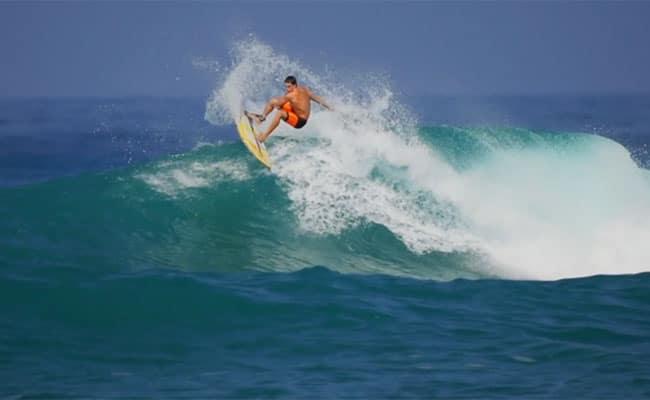 Aloha Big Island Naish stand up paddle Vidéo