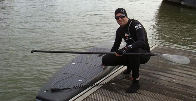 Bien choisir son stand up paddle de race