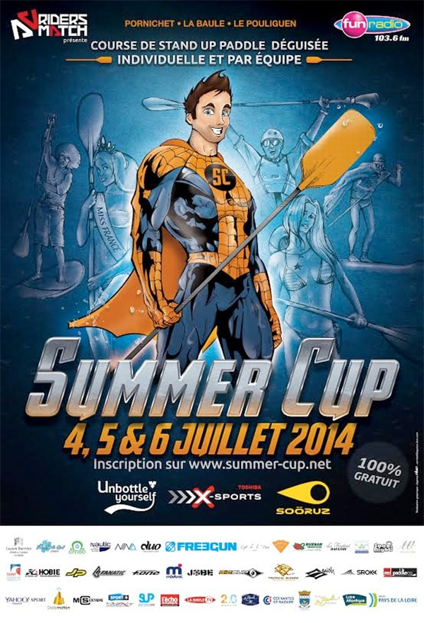 Quatrième édition de la Summer Cup