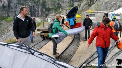 Annulation de l'Artouste Sup Mountain Experience 2014