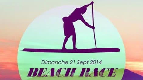 Hyéres Beach Race Stand Up Paddle