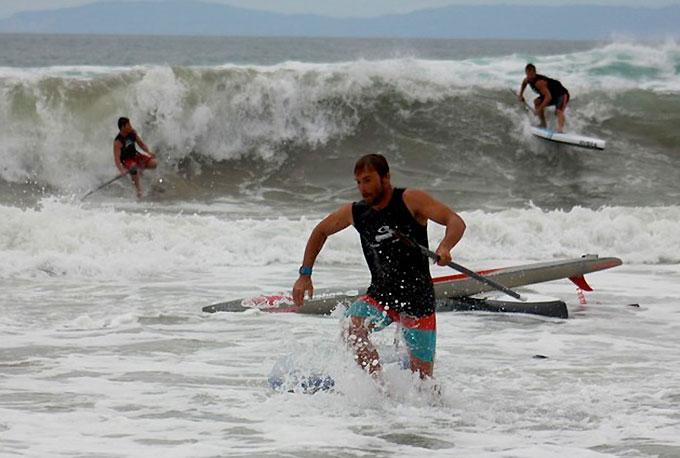 Interview d'Eric Terrien qui a terriblement souffert en Californie !