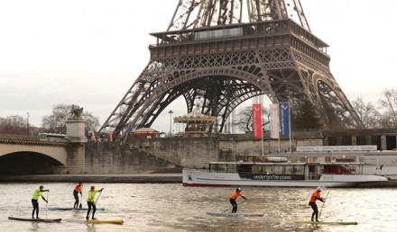 Ouverture des inscriptions pour le Nautic Sup Paris Crossing 2014