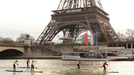 Nautic SUP Paris Crossing 2013 inscription !