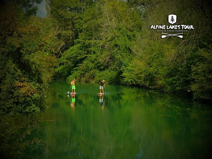 11ème étape de l'Alpine Lakes Tour 2014