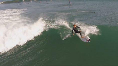 """Magnifique vidéo stand up paddle """"Peru Paradise"""" signée Fanatic International, avec Kai Bates et ses potes lors d'un sup trip."""