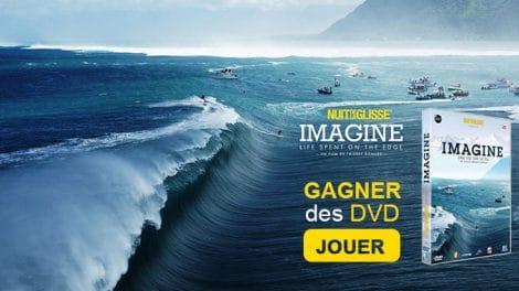 Gagnez des DVD Imagine de la Nuit de la Glisse