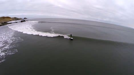 Party wave, a waterlust short sup