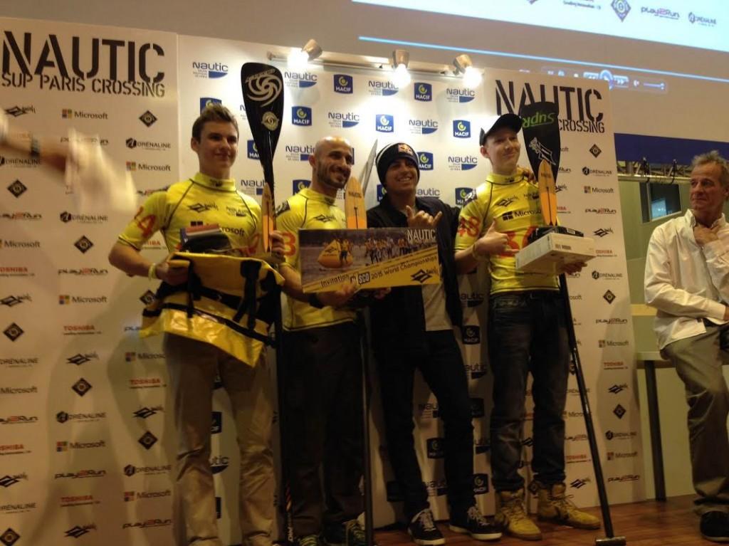 Le classement complet du Nautic Sup Paris Crossing 2014