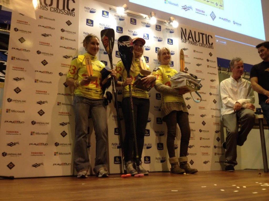 Le classement complet du Nautic Sup Paris Crossing 2014 amateur femme