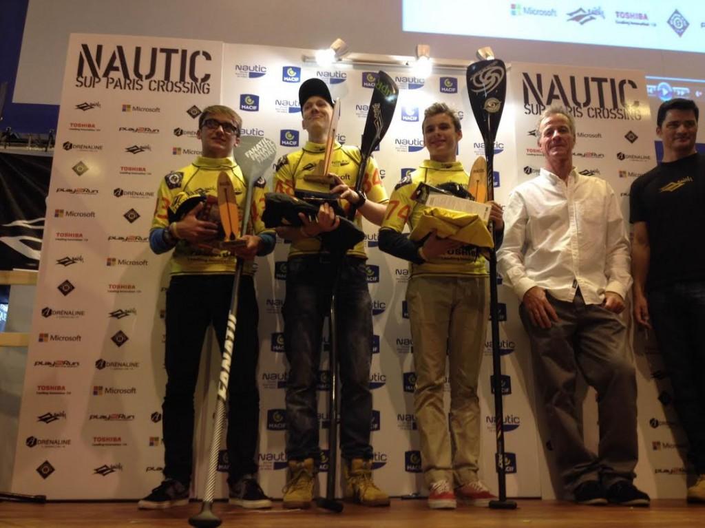 Le classement complet du Nautic Sup Paris Crossing 2014 junior