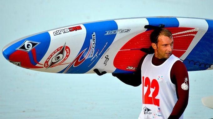 Eric Terrien revient au Nautic Sup Paris Crossing 2014