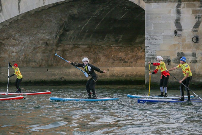 Nautic Sup Paris Crossing 2014