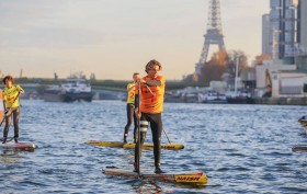 Le Nautic Sup Paris crossing c'est fini !