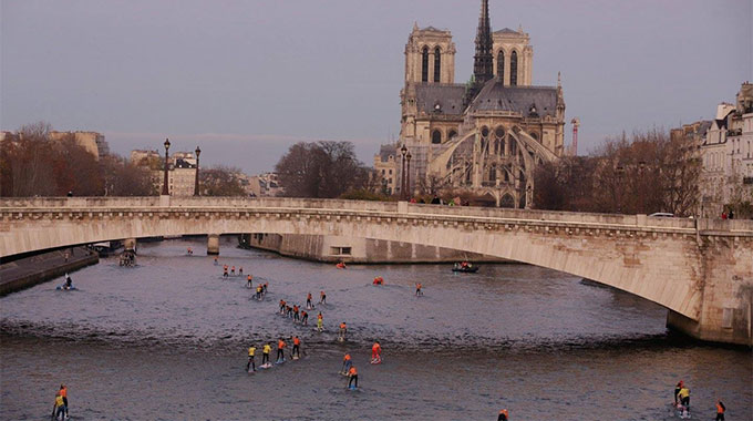 Le classement complet du Nautic Sup Paris Crossing 2014